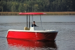 KAMA electric boat firefly