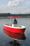 firefly electric boat